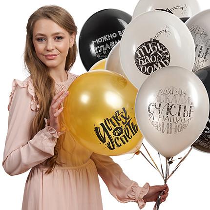 """Коллекция шариков """"Баба-бомба""""  - купить в Украине"""