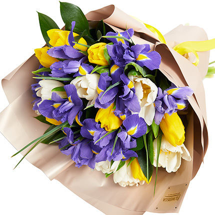 "Bouquet ""Spring Sun"" – from Flowers.ua"
