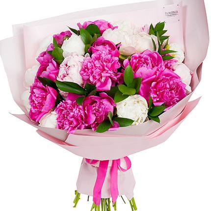 """Author's bouquet """"Mix of delicate peonies""""  - buy in Ukraine"""