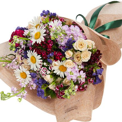 "Bouquet ""Summer field mix""  - buy in Ukraine"
