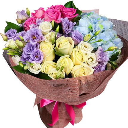 """Summer bouquet """"Incredible miracles""""  - buy in Ukraine"""