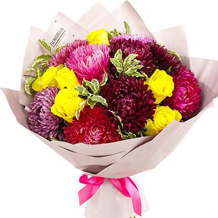 """Bouquet """"Autumn palette""""  - buy in Ukraine"""
