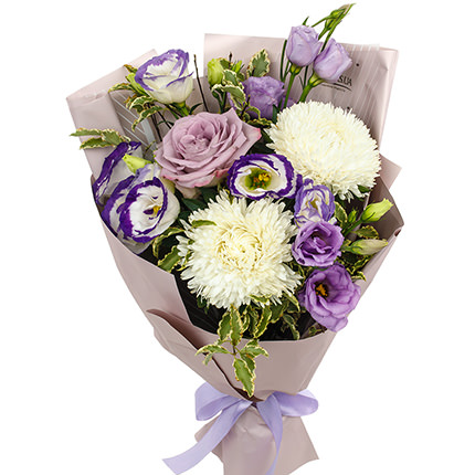 "Autumn bouquet ""Purple mood""  - buy in Ukraine"