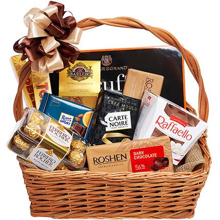 "Gift basket ""Perfect congratulations""  - buy in Ukraine"