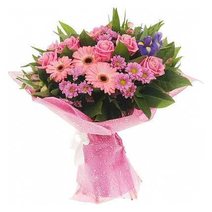 "Bouquet ""To the Lady of your Heart""  - buy in Ukraine"