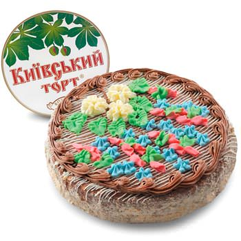 Kiev cake   - buy in Ukraine