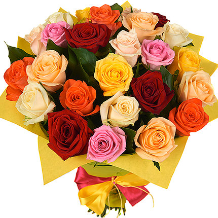 "Bouquet of roses ""Carnival of Love""  - buy in Ukraine"