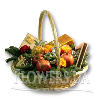Holiday basket  - buy in Ukraine