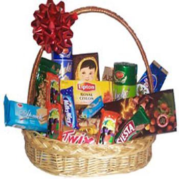 "Gift basket ""Pleasant tea drinking""  - buy in Ukraine"