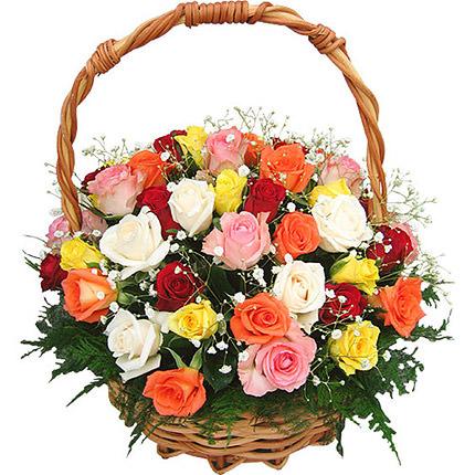 """Basket """"Bright mix""""  - buy in Ukraine"""