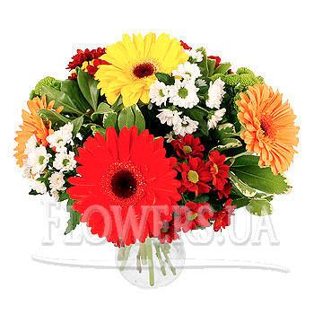 Flower cocktail