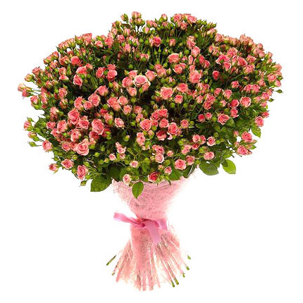"Bouquet of roses roses ""Loving Heart""  - buy in Ukraine"