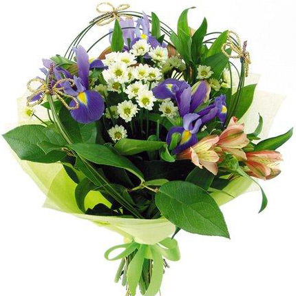 """European bouquet """"Fiesta""""  - buy in Ukraine"""