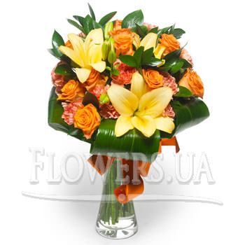 Sunny bouquet  - buy in Ukraine