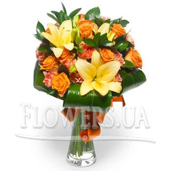 Sunny bouquet  - buy in Ukraine