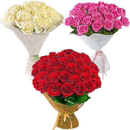 Week of roses  - buy in Ukraine