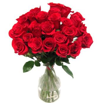 Bouquet of Roses Flame  - buy in Ukraine