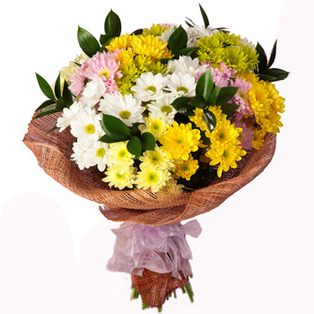 "Bouquet of chrysanthemums ""Melody""  - buy in Ukraine"