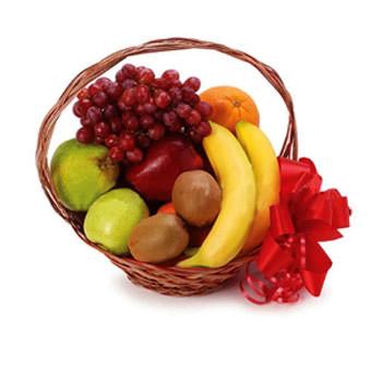 "Fruit basket ""Sweet moment""  - buy in Ukraine"
