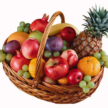 "Fruit basket ""Мade ​​dish""  - buy in Ukraine"