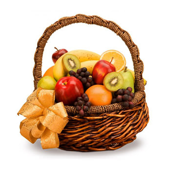 "Fruit basket ""Вright holiday""  - buy in Ukraine"