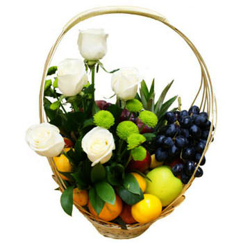 "Fruit basket ""Elegance""  - buy in Ukraine"