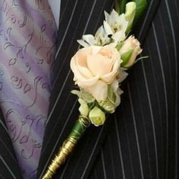 "Boutonniere ""Tenderness""  - buy in Ukraine"