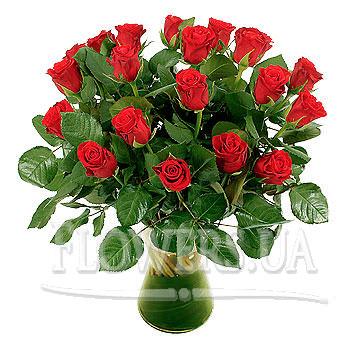 """Букет яскравих троянд """"Ностальгія""""  - придбати в Україні"""