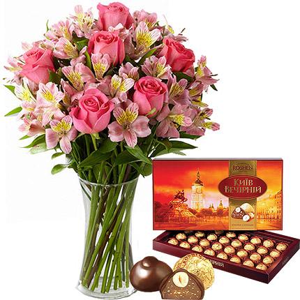 """Bouquet """"Missing You""""  - buy in Ukraine"""