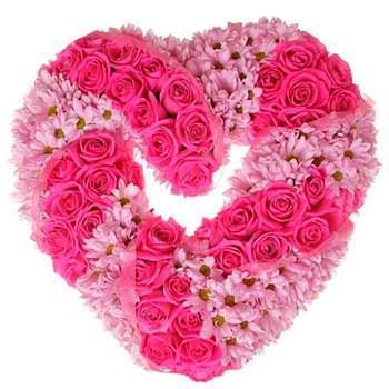 Рожеве серце  - придбати в Україні