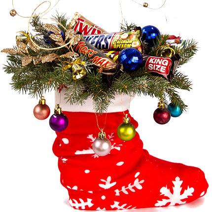 "Gift boots ""Sweet Tooth""  - buy in Ukraine"