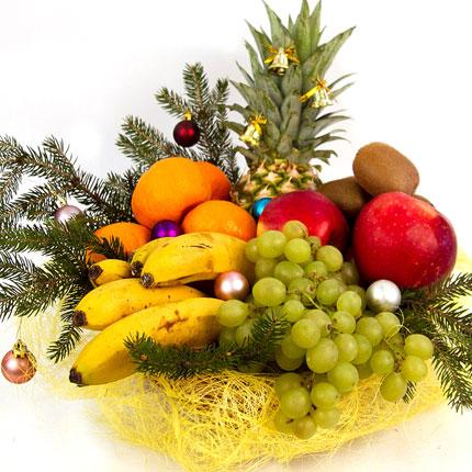 """Fruit basket """"Farewell!""""  - buy in Ukraine"""