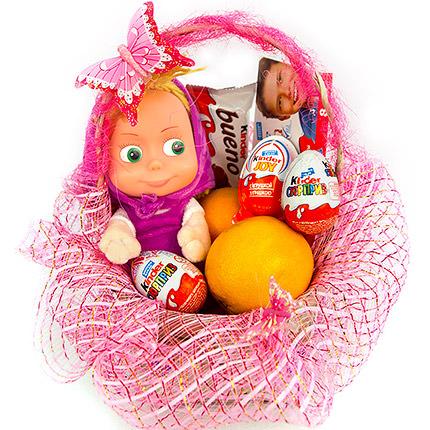 "Basket ""Masha's holiday""  - buy in Ukraine"