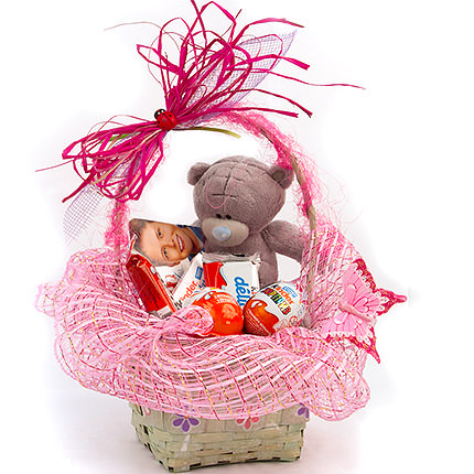 "Basket ""Happy""  - buy in Ukraine"
