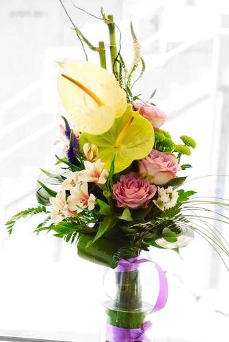 дарить цветы мужчине