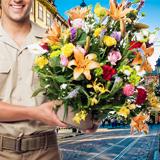 Миттєва доставка квітів у Львові цілодобово