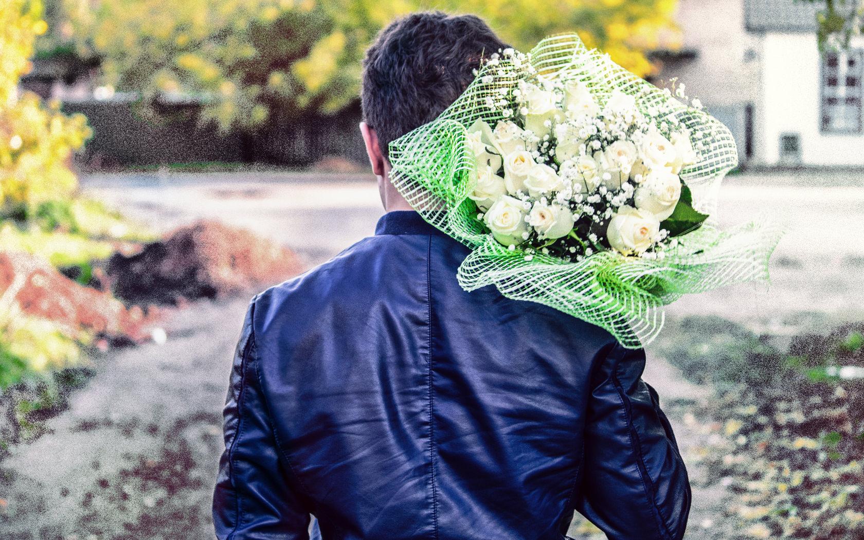 Количество цветов в букете
