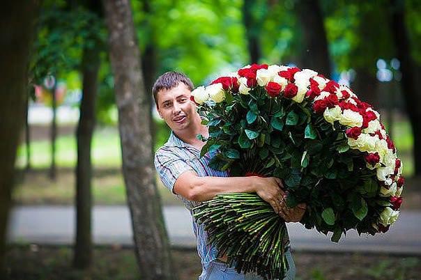 цветы на обручение
