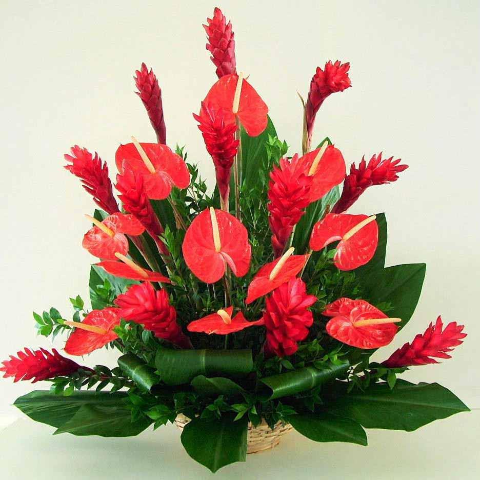 стильные цветы для мужчин