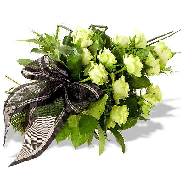 выбор цветов для похорон