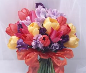 цветы для девушки Близнеца