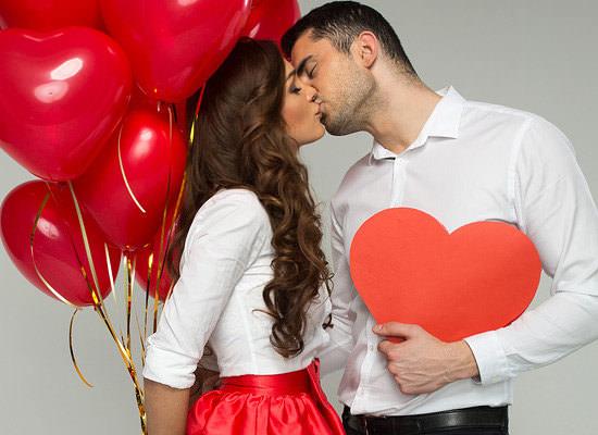 что подариь девушке на День Святого Валентина