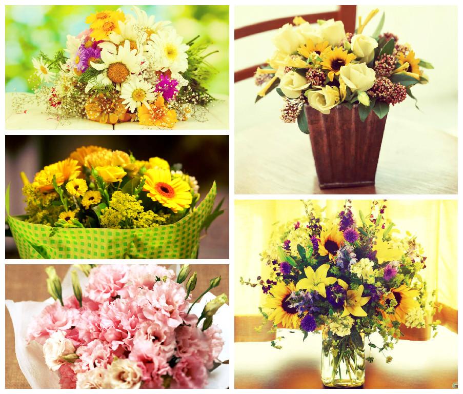 цветы по Украине