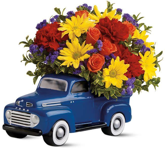 доставка букетов цветов