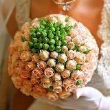 Свадебные букеты из роз, или Королевский букет невесты
