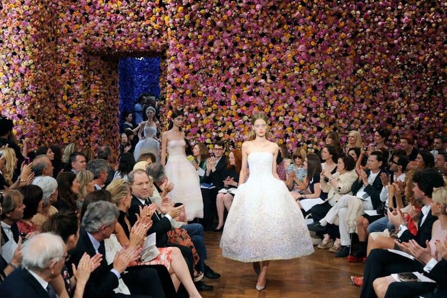 флористика и мода
