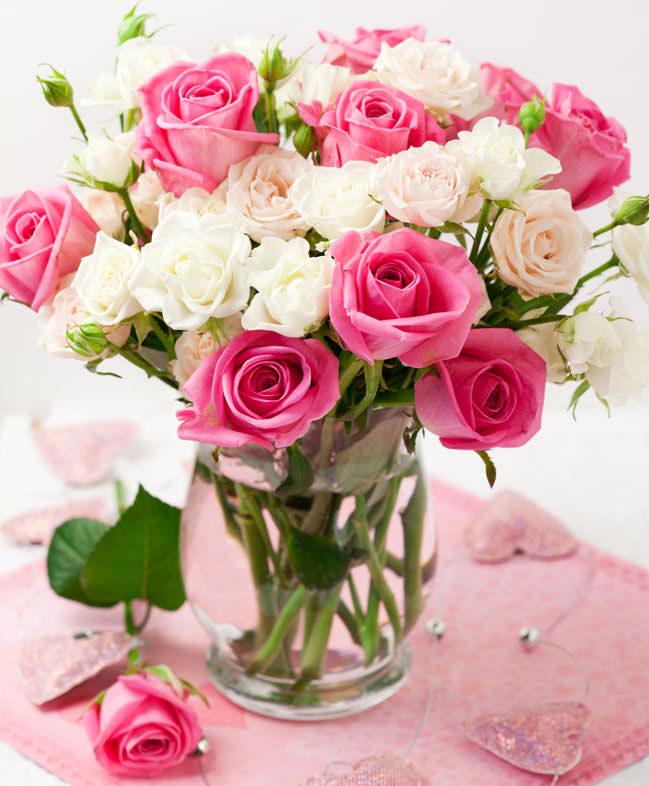 Букет цветы учителей на выпускной 7