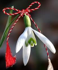 цветы на Мэрцишор