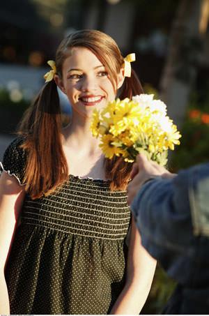 как дарить цветы этикет