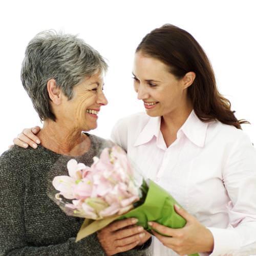 этикет - как дарить цветы